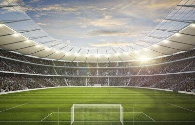 Fototapet Stadium 4