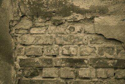 Fototapet Staryj mur