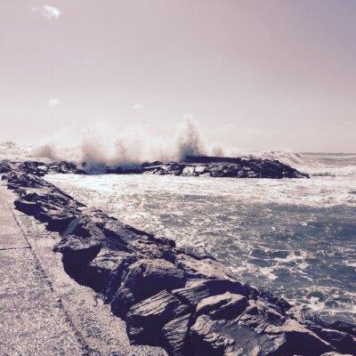 Fototapet storm 2