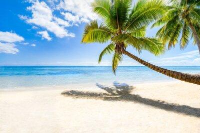 Fototapet Strandurlaub är en del av Insel im Meer