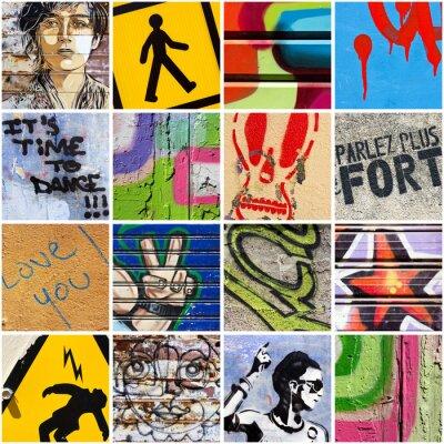 Fototapet Street Art 2