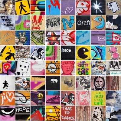 Fototapet Street Art 7