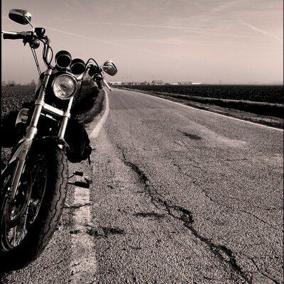 Fototapet sulla strada