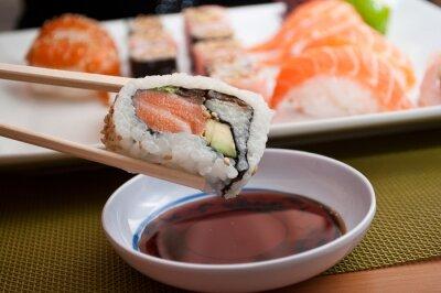 Fototapet sushis
