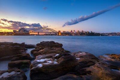 Fototapet Sydney skyline