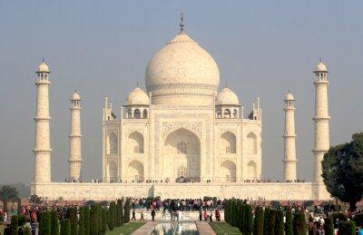 Fototapet Taj Mahal