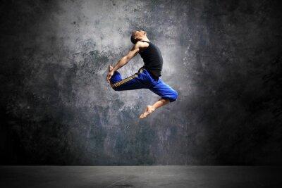 Fototapet taniec nowoczesny