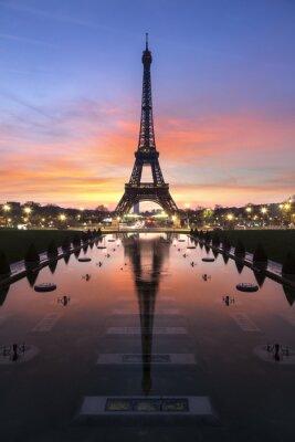 Fototapet Tour Eiffel Paris