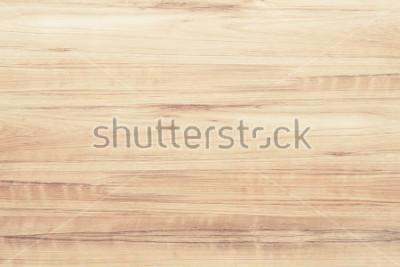Fototapet Trä konsistens. Ytan av teak träbakgrund för design och dekoration