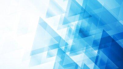Fototapet trójkąty TLO wektor