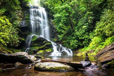 Fototapet Upper Falls Catabwa