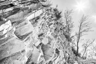 Fototapet vatten och luft erosion