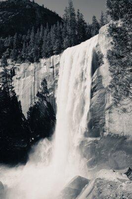 Fototapet vattenfall