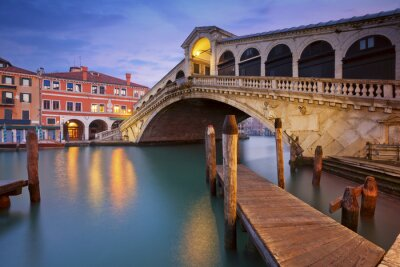 Fototapet Venedig.