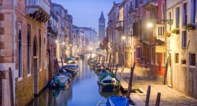 Fototapet Venedig i Italien