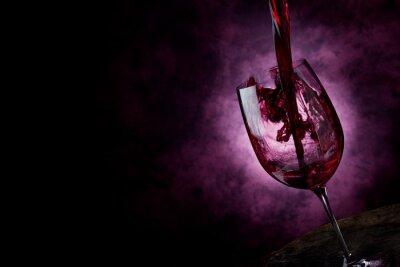 Fototapet vin