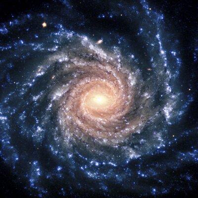 Fototapet Visa Galaxy systemet isolerade delar av bilden som tillhandahålls av NASA