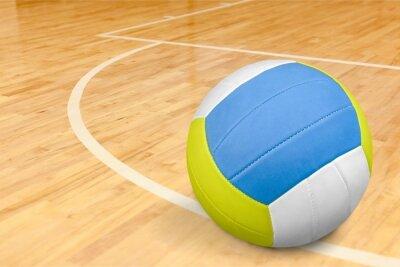 Fototapet Volleyboll.