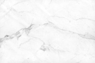 Fototapet white gray marble texture background with high resolution, top view of natural tiles stone floor in seamless glitter pattern and luxurious.