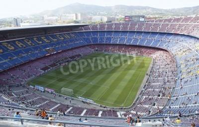 Fototapet Barcelona, Spanien â €