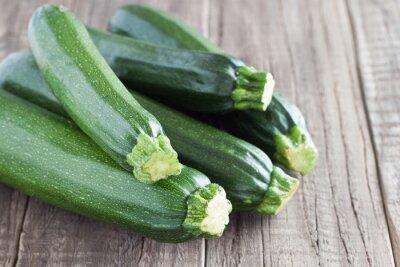 Fototapet zucchini
