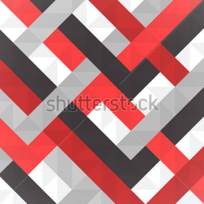 Väggdekor Abstrakt vektor bakgrund