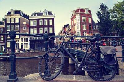 Väggdekor Amsterdam, Nederländerna