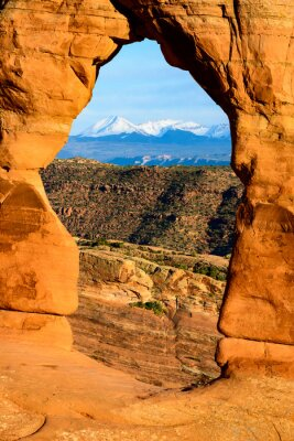Väggdekor Arches National Park
