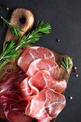 Väggdekor bacon