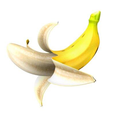 Väggdekor Banan