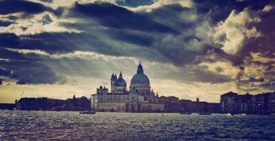 Väggdekor Basilica di Santa Maria della Salute i Venedig