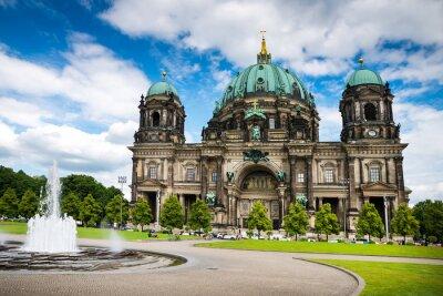 Väggdekor Berlin Potsdam och dess omgivningar.