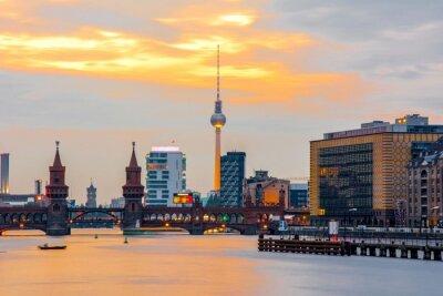 Väggdekor Berlin, Tyskland