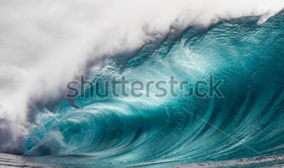 Väggdekor Big Blue