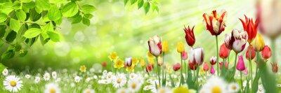 Väggdekor Blumen 1030