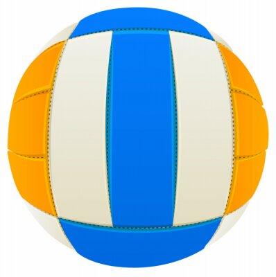 Väggdekor Boll för volleyboll