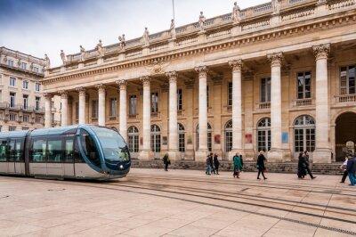 Väggdekor Bordeaux, Frankrike