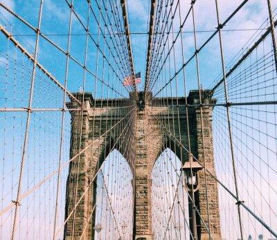 Väggdekor Brooklyn Bridge