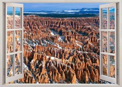 Väggdekor Bryce Canyon