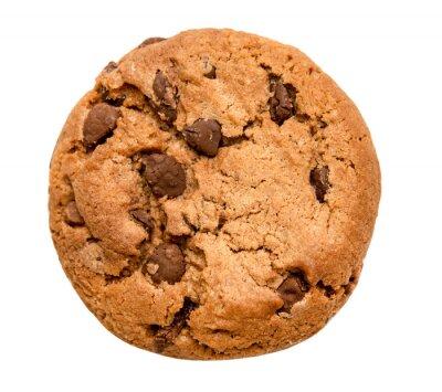 Väggdekor chocolate chip cookie