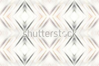 Väggdekor Färgglatt sömlöst suddigt texturerat mönster för design