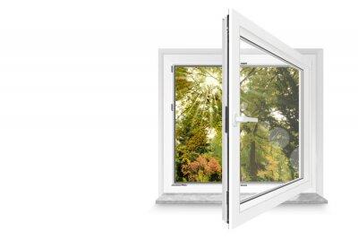 Väggdekor fönster 30