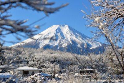 Väggdekor Fuji