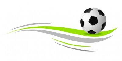 Väggdekor Fussball - soccer - 147