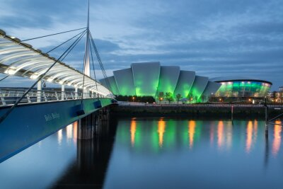 Väggdekor Glasgow