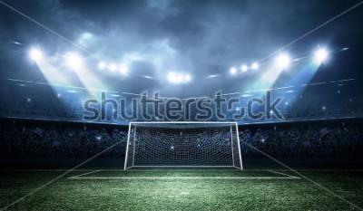 Väggdekor Goal post
