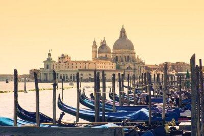 Väggdekor Gondoler, Venedig