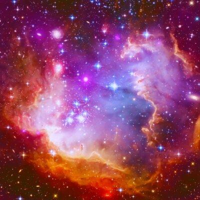 Väggdekor Halvblodet Nebula