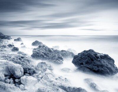 Väggdekor havskust