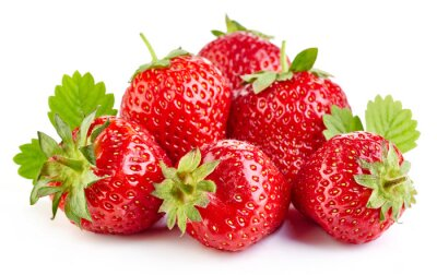 Väggdekor jordgubbar